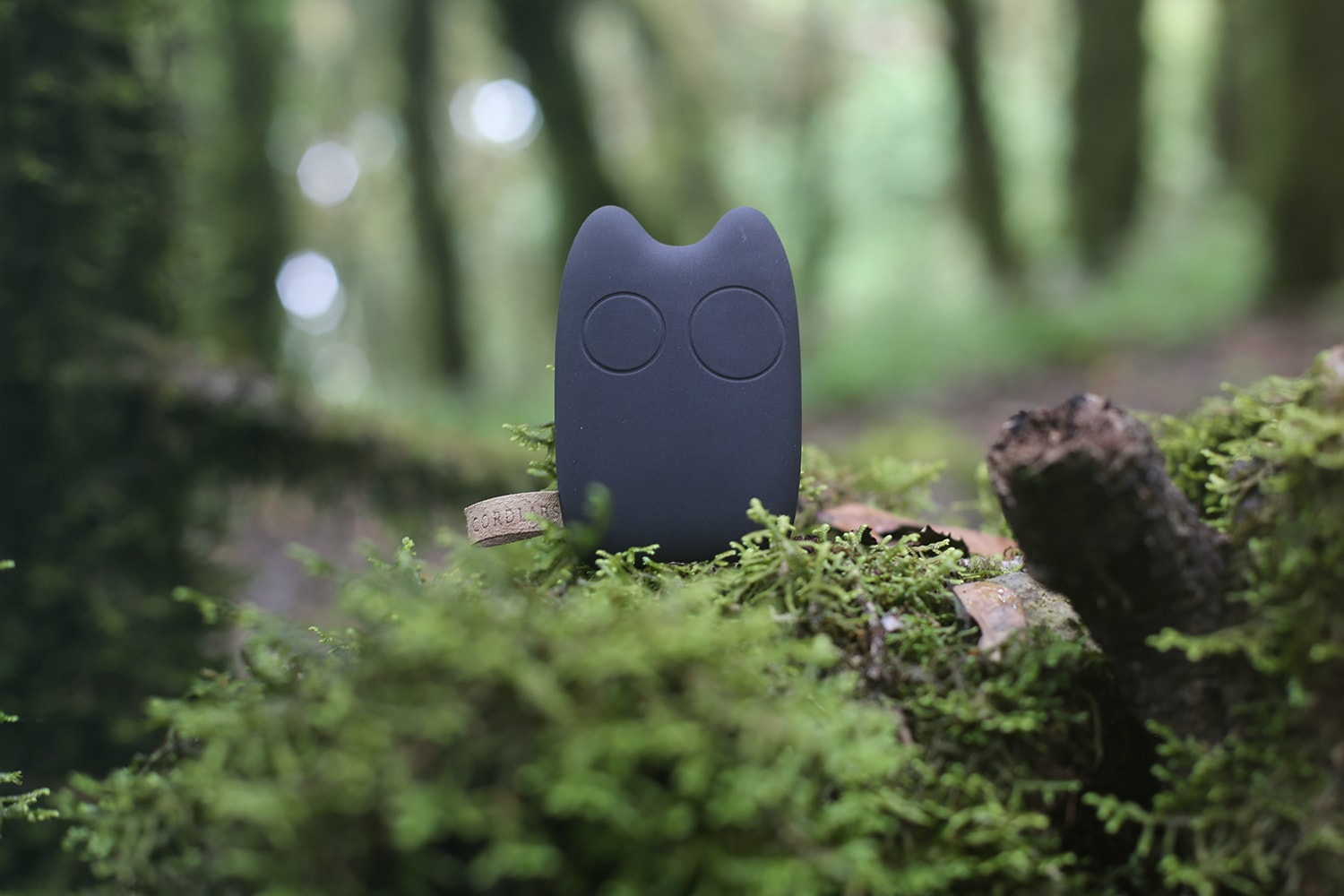 Night Owl Powerbank von Creattack