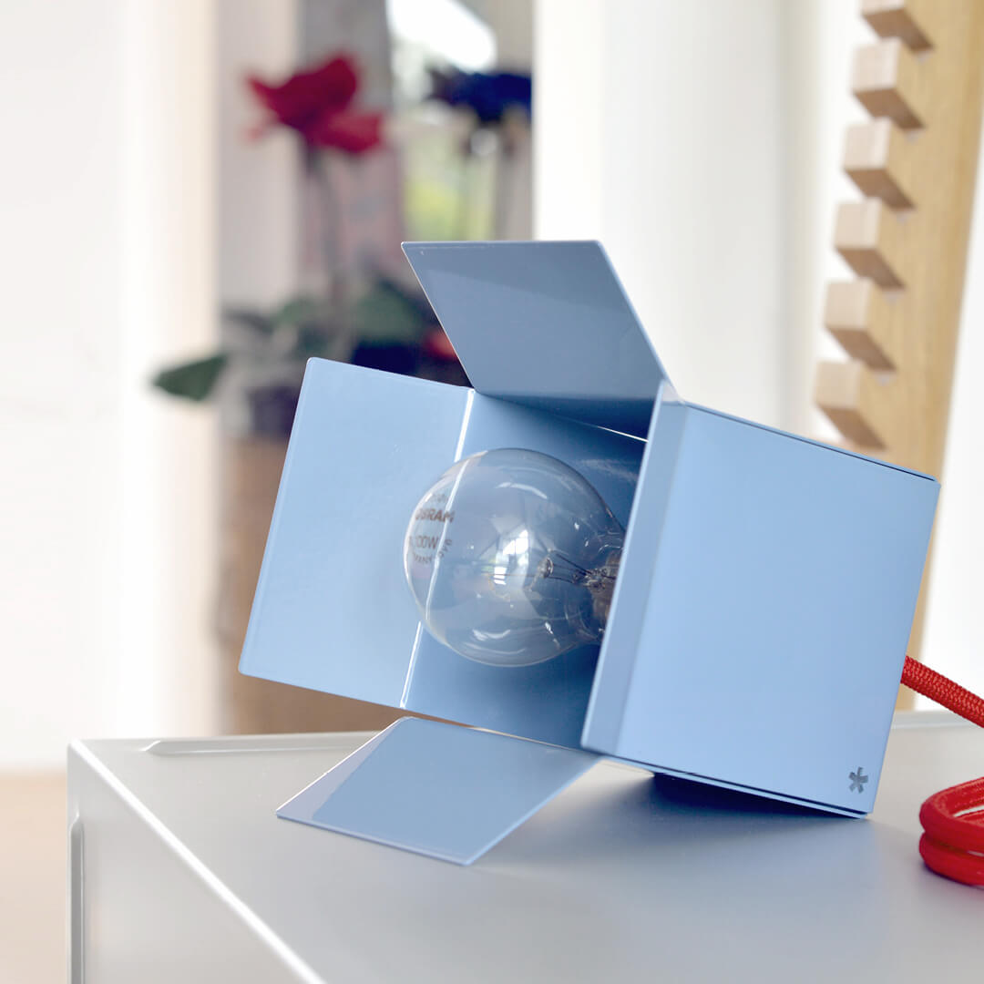 Lightbox blau von Peppermint Products