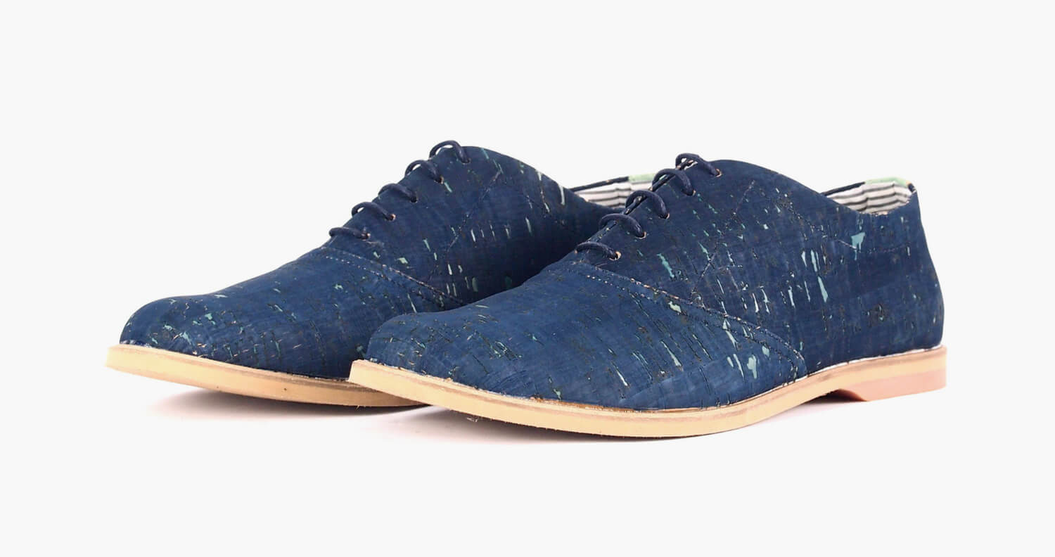 '74 Milori Oxford Unisex von SORBAS Shoes